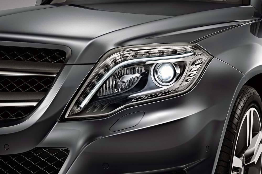 Mercedes GLK Bi-Xenon Retrofit