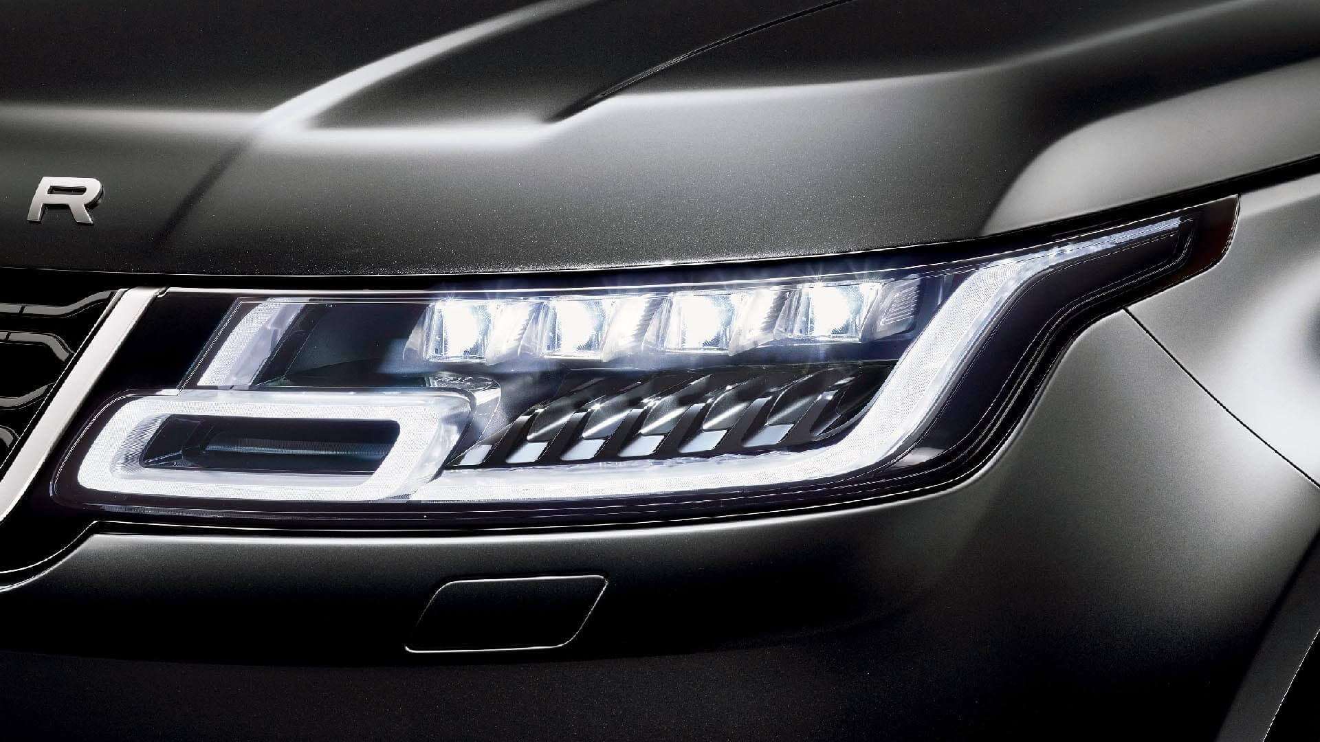 Range Rover Sport LED Matrix