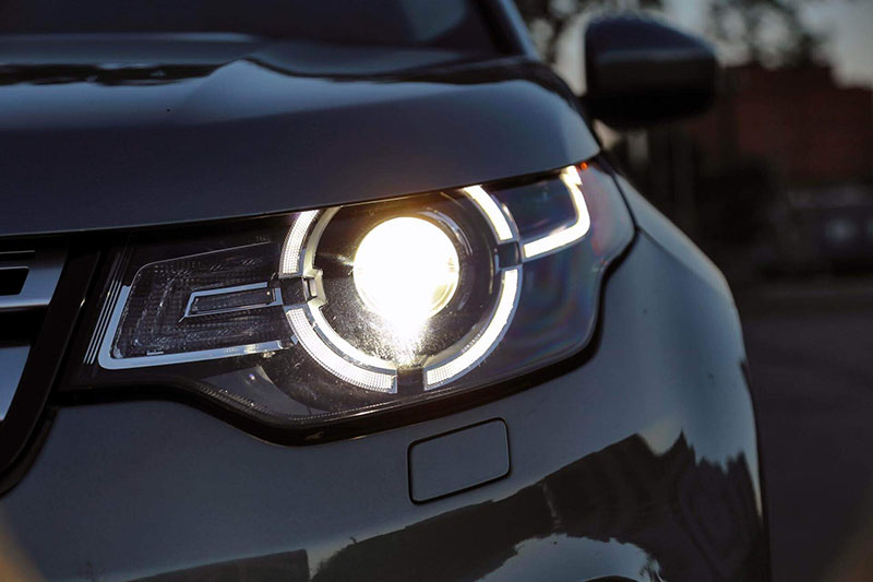 LED headlights Retrofit - Discovery Sport