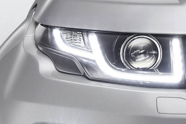 Bi-Xenon Headlights Evoque 2016