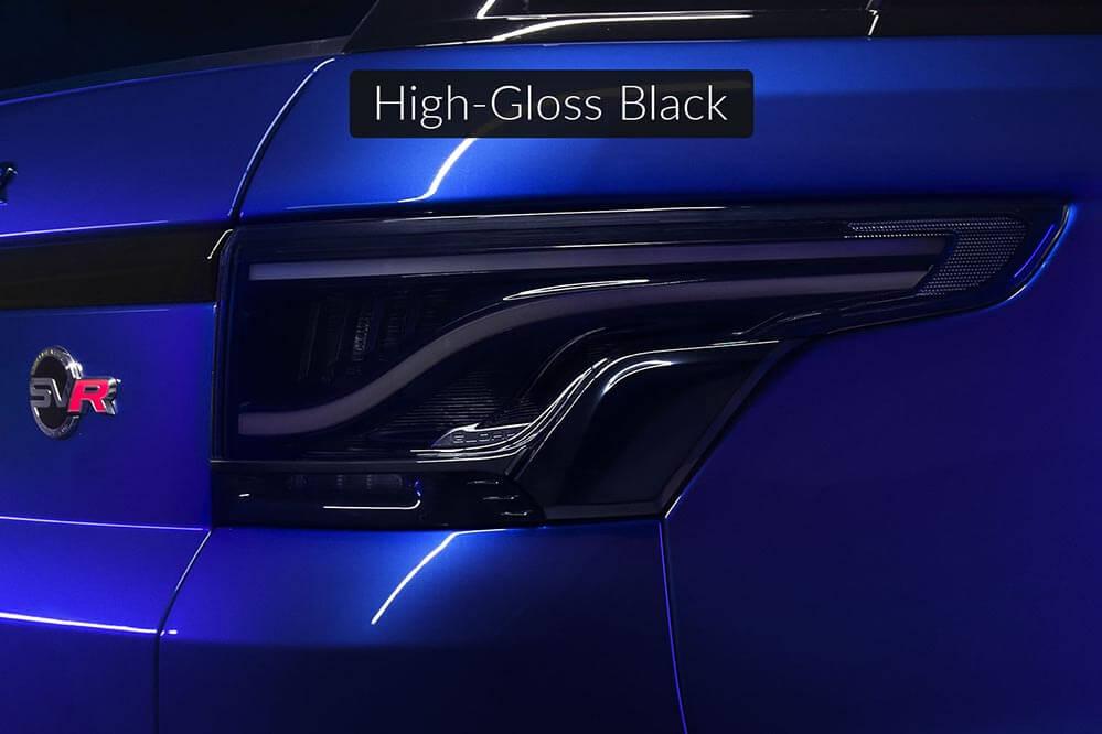 Glohh GL-5x Gloss Black