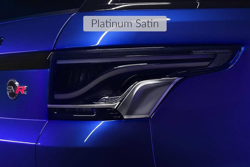 Glohh GL-5x Platinum Satin