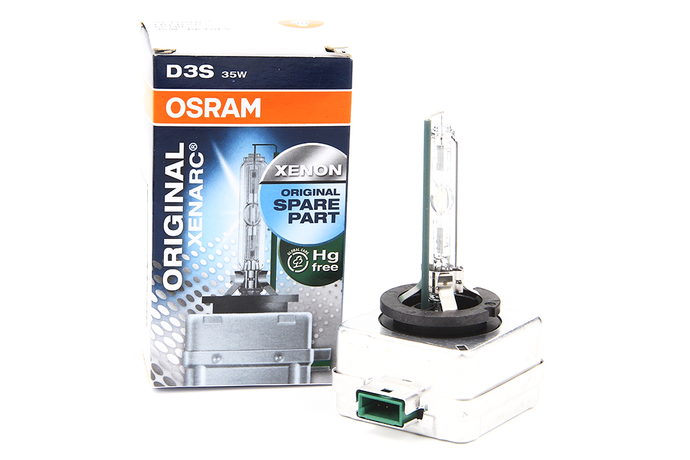 OSRAM Xenarc D3S