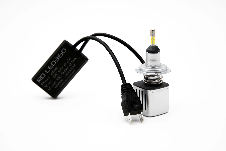 RD LED360 - H7