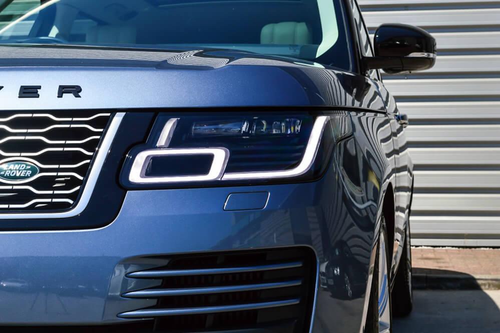 RD Pixel - Range Rover Vogue