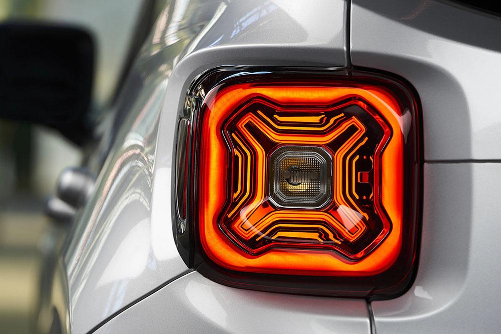 Tail lights kit 2020 - Jeep Renegade