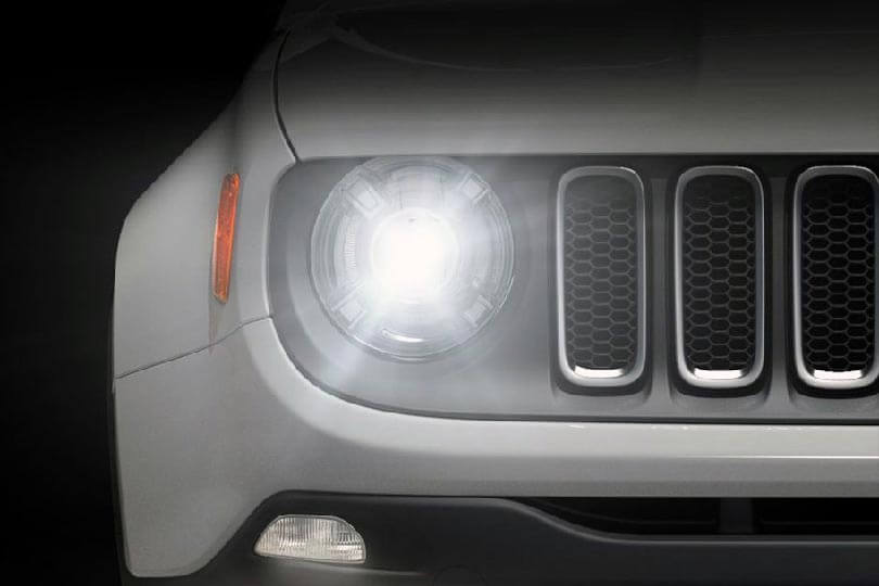RD LED 50 - Full LED D5S Jeep Renegade