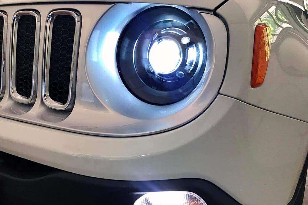 Fari Full LED Jeep Renegade