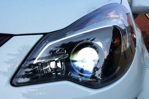 RD HID 2.0 - Xenon kit for H9B for Opel Corsa AFL
